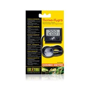 Hidrometro/Termometro LED PT2470