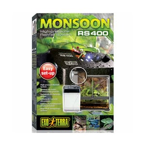EXO TERRA MONSOON RS400(SISTEMA LLOVIZNA) PT2495