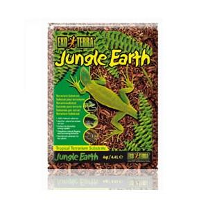 Sustrato Tropical Jungle Earth 4,4 LTS PT2760