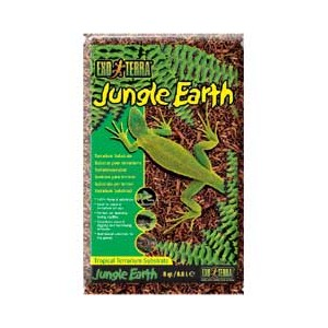 Sustrato Tropical Jungle Earth 8,8 LTS PT2762