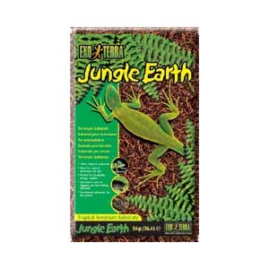Sustrato Tropical Jungle Earth 26,4 LTS PT2764
