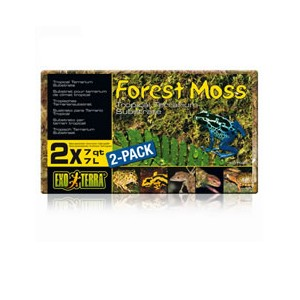 Sustrato Natural Forest Moss 14 LTS PT3095