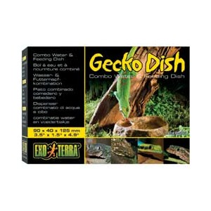 Exo Terra Comedero-Bebedero Gecko PT2810