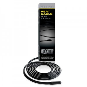 Exo Terra Cable Calefactor 50w 7M PT2013