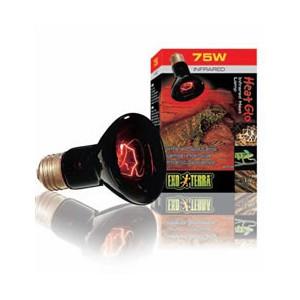 HeatGloInfra rojo100w PT2144